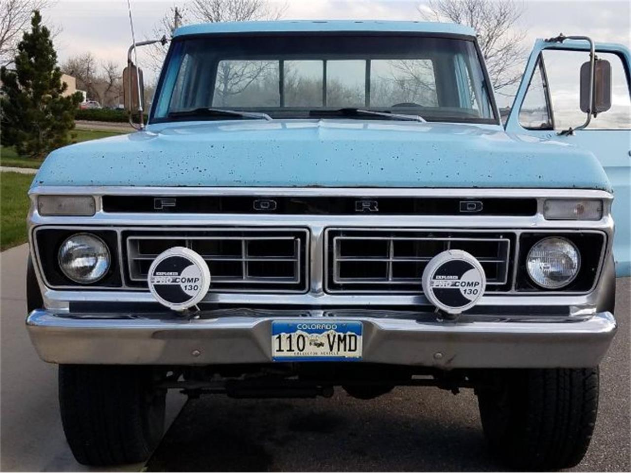 Large Picture of '74 F100 - QFHN