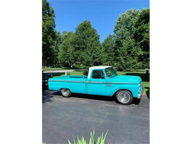 Picture of '66 F100 - QFHY