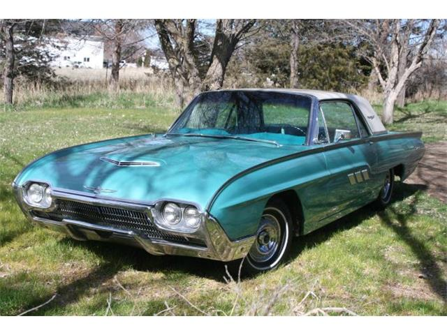 Picture of '63 Ford Thunderbird located in Michigan - $11,995.00 - QFIC