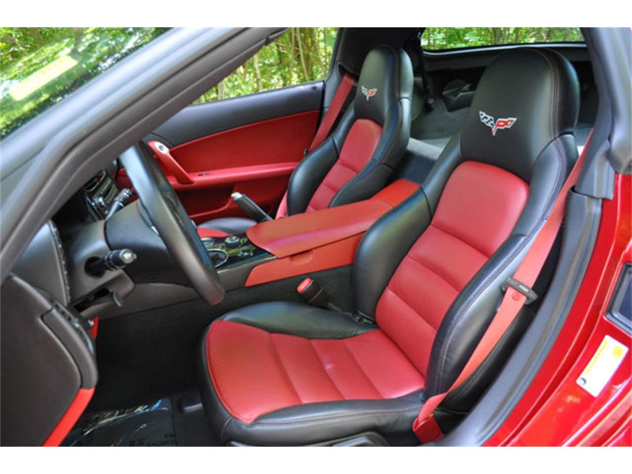 Large Picture of 2008 Chevrolet Corvette located in New York Offered by Prestige Motor Car Co. - QFIY