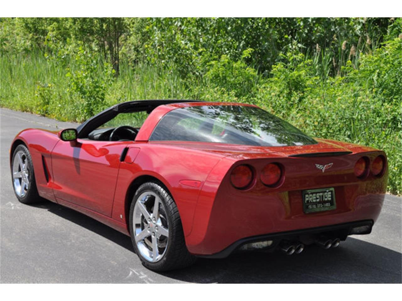 Large Picture of '08 Chevrolet Corvette Offered by Prestige Motor Car Co. - QFIY