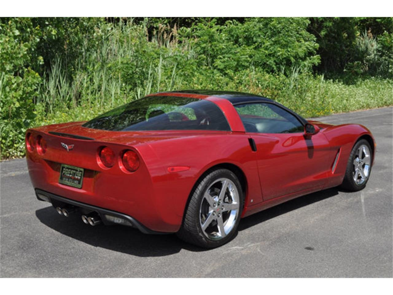 Large Picture of '08 Corvette located in New York Auction Vehicle - QFIY