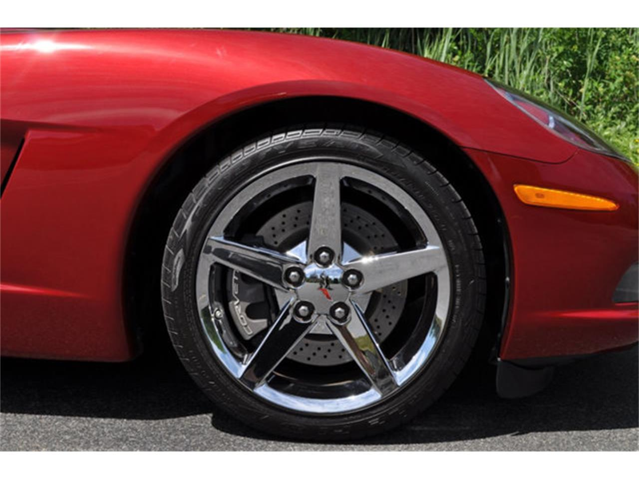 Large Picture of 2008 Corvette Auction Vehicle Offered by Prestige Motor Car Co. - QFIY