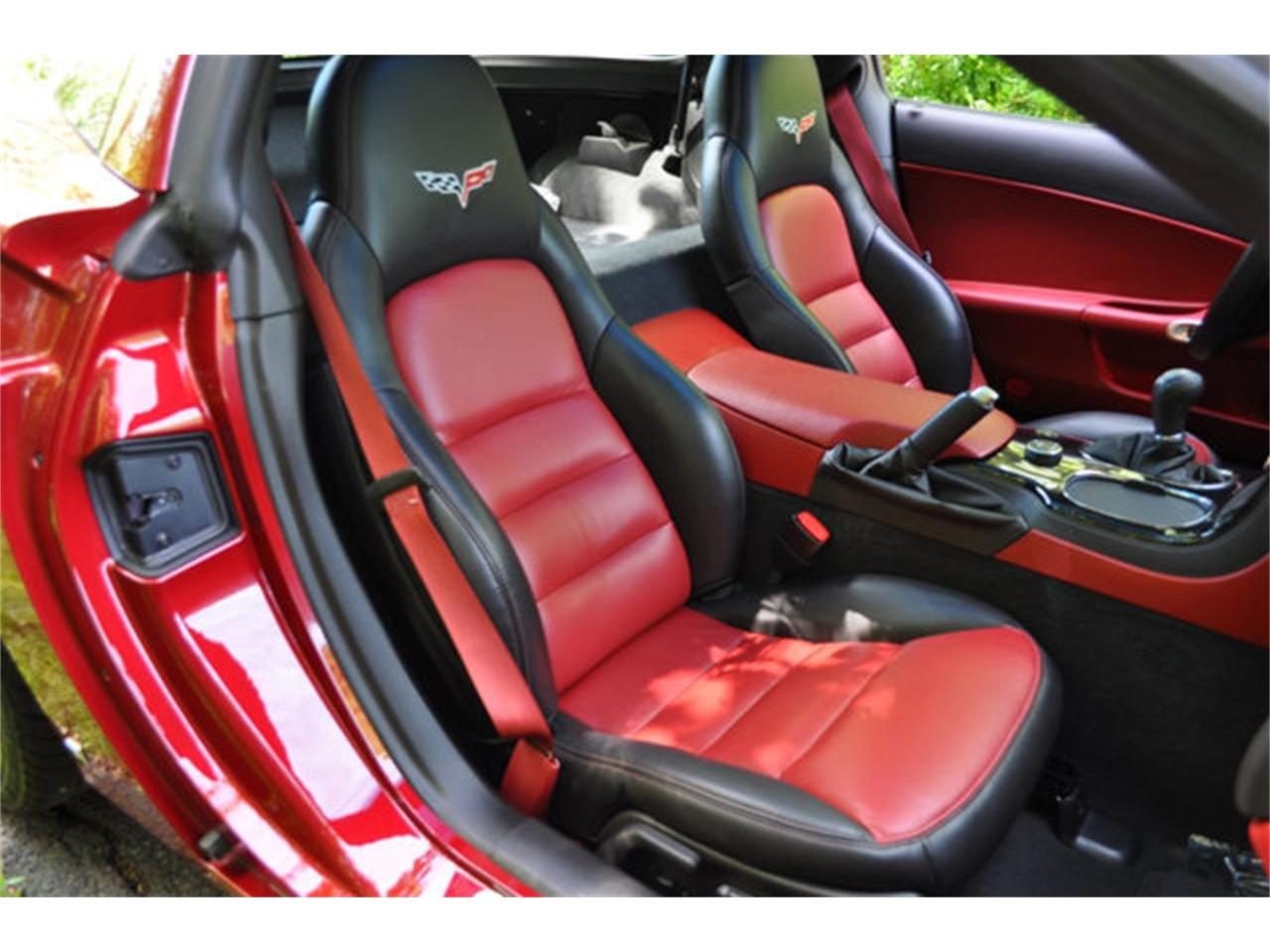 Large Picture of 2008 Corvette Offered by Prestige Motor Car Co. - QFIY
