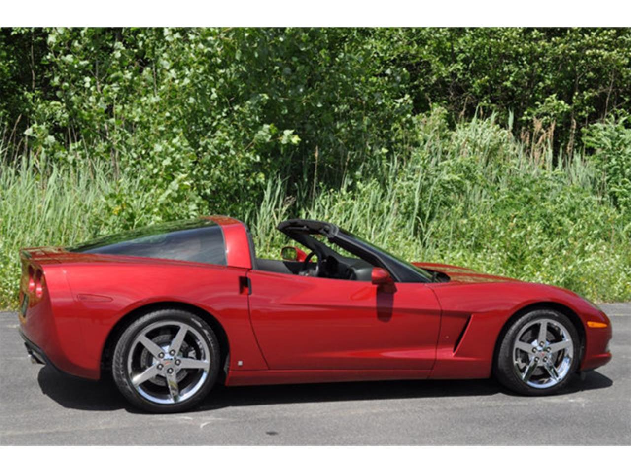 Large Picture of 2008 Chevrolet Corvette located in New York Auction Vehicle - QFIY