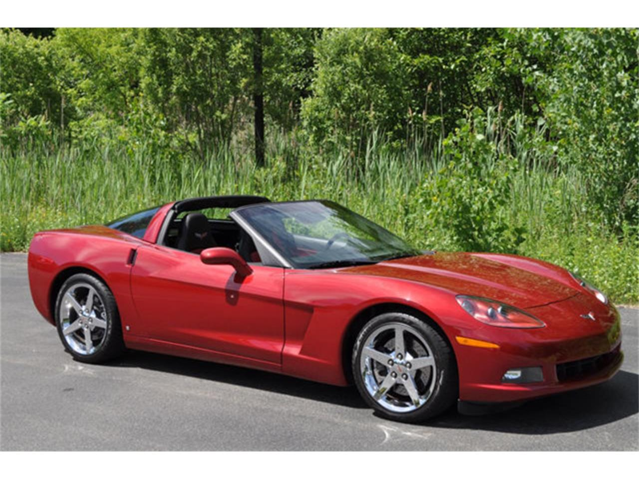 Large Picture of 2008 Chevrolet Corvette Offered by Prestige Motor Car Co. - QFIY