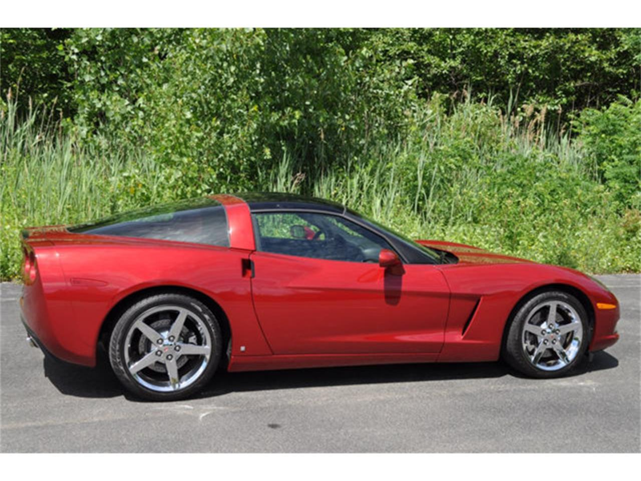 Large Picture of '08 Corvette Auction Vehicle Offered by Prestige Motor Car Co. - QFIY