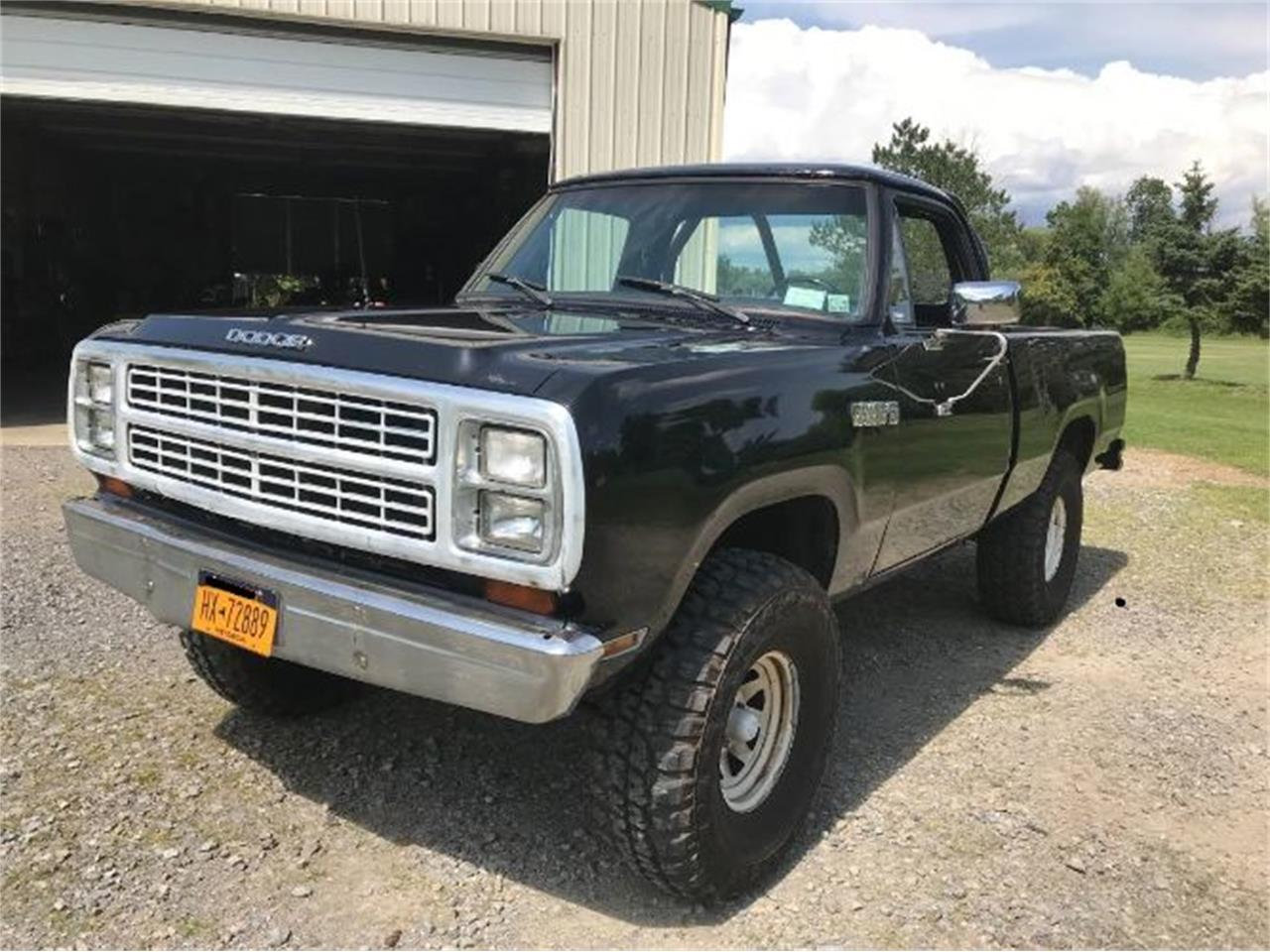 Large Picture of '79 Dodge Power Wagon located in Cadillac Michigan - $9,495.00 - QFJH