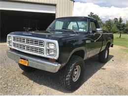 Picture of '79 Dodge Power Wagon located in Cadillac Michigan - $9,495.00 Offered by Classic Car Deals - QFJH