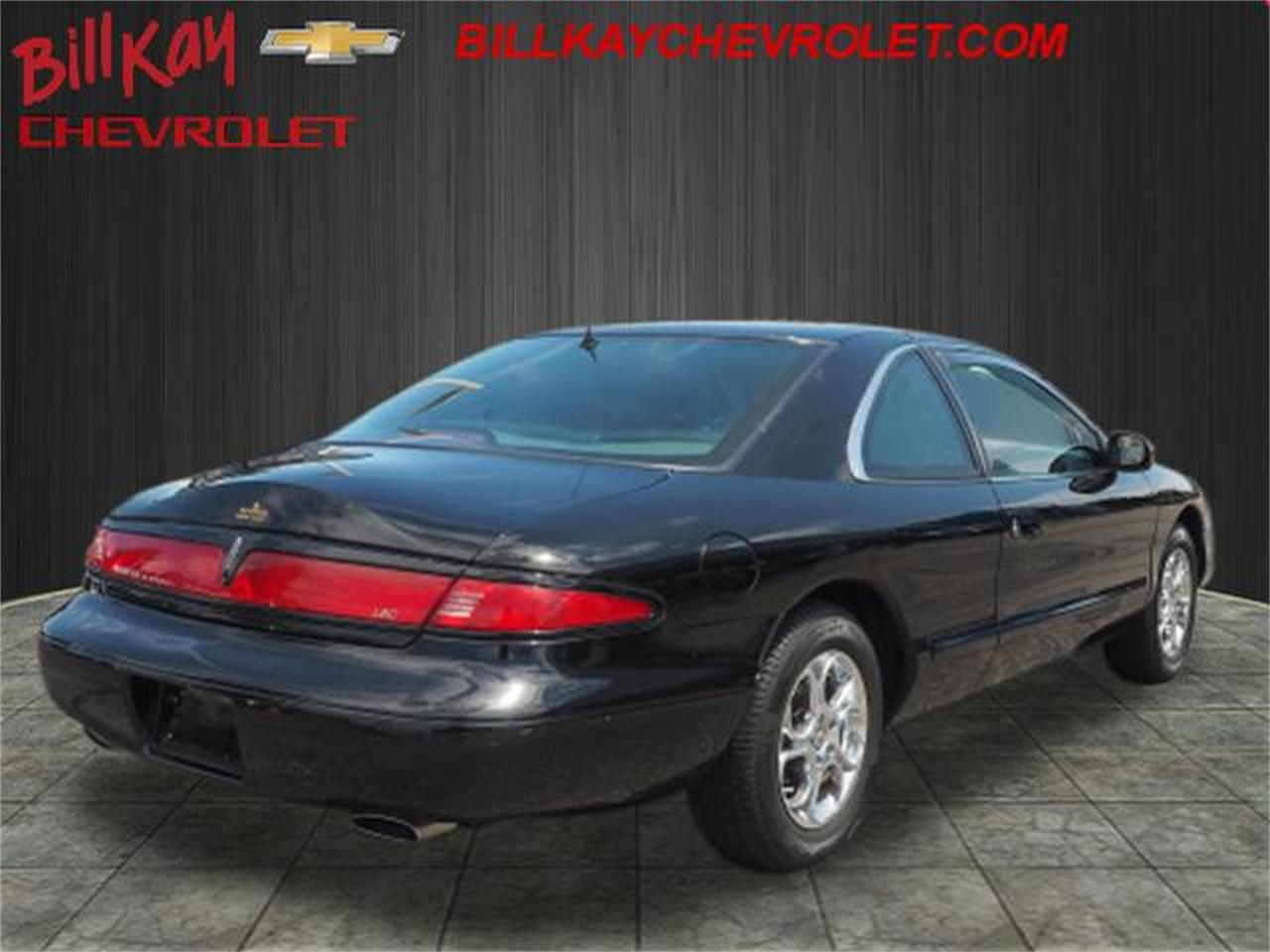 Large Picture of '98 Mark VIII - QFJM