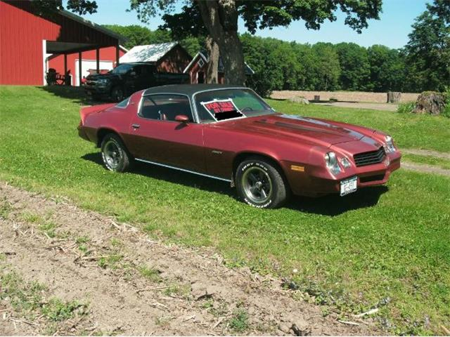 1978 Chevrolet Camaro for Sale on ClassicCars com on