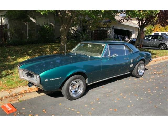 Picture of '67 Pontiac Firebird located in Cadillac Michigan Offered by  - QFLA