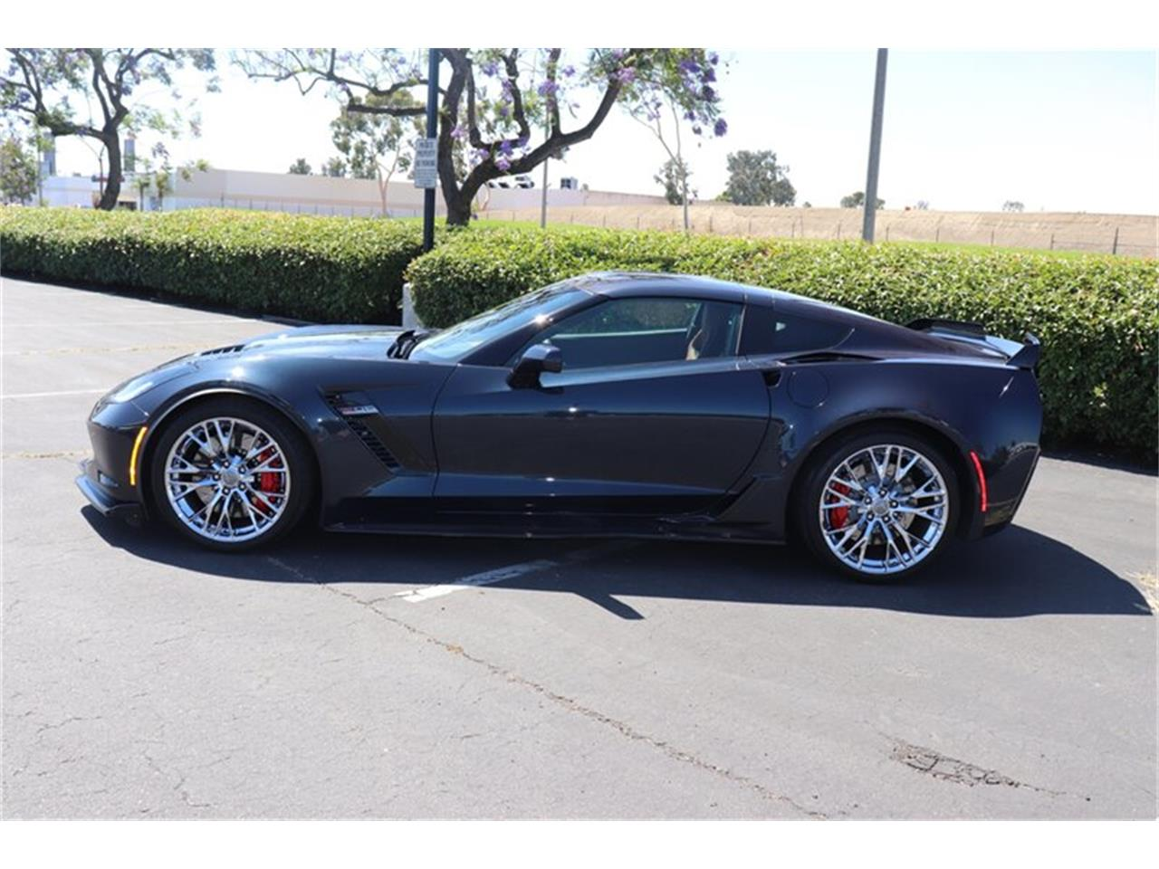 Large Picture of 2015 Chevrolet Corvette Z06 located in Anaheim California Offered by West Coast Corvettes - QFLK