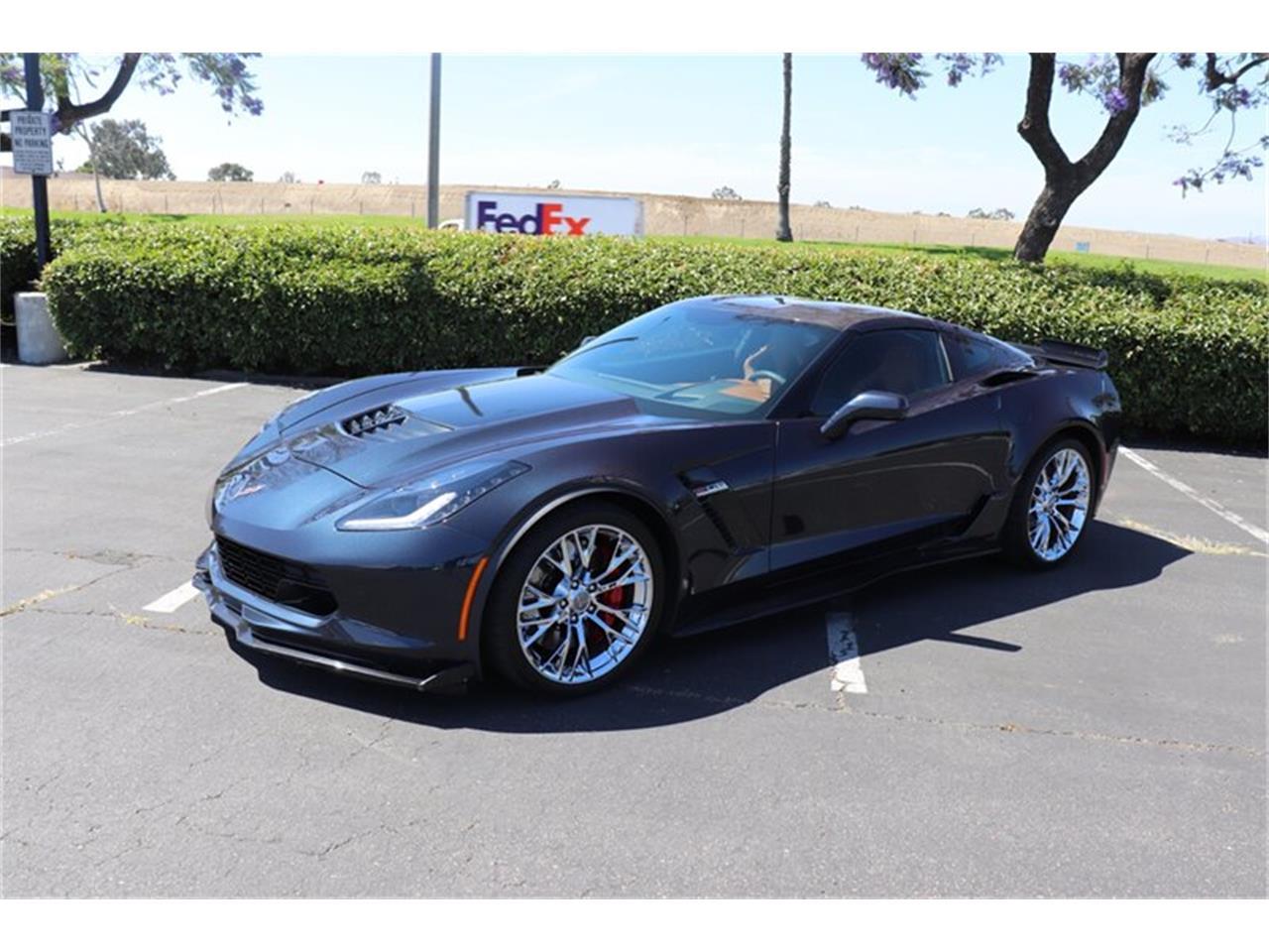 Large Picture of '15 Chevrolet Corvette Z06 located in California - $59,995.00 - QFLK
