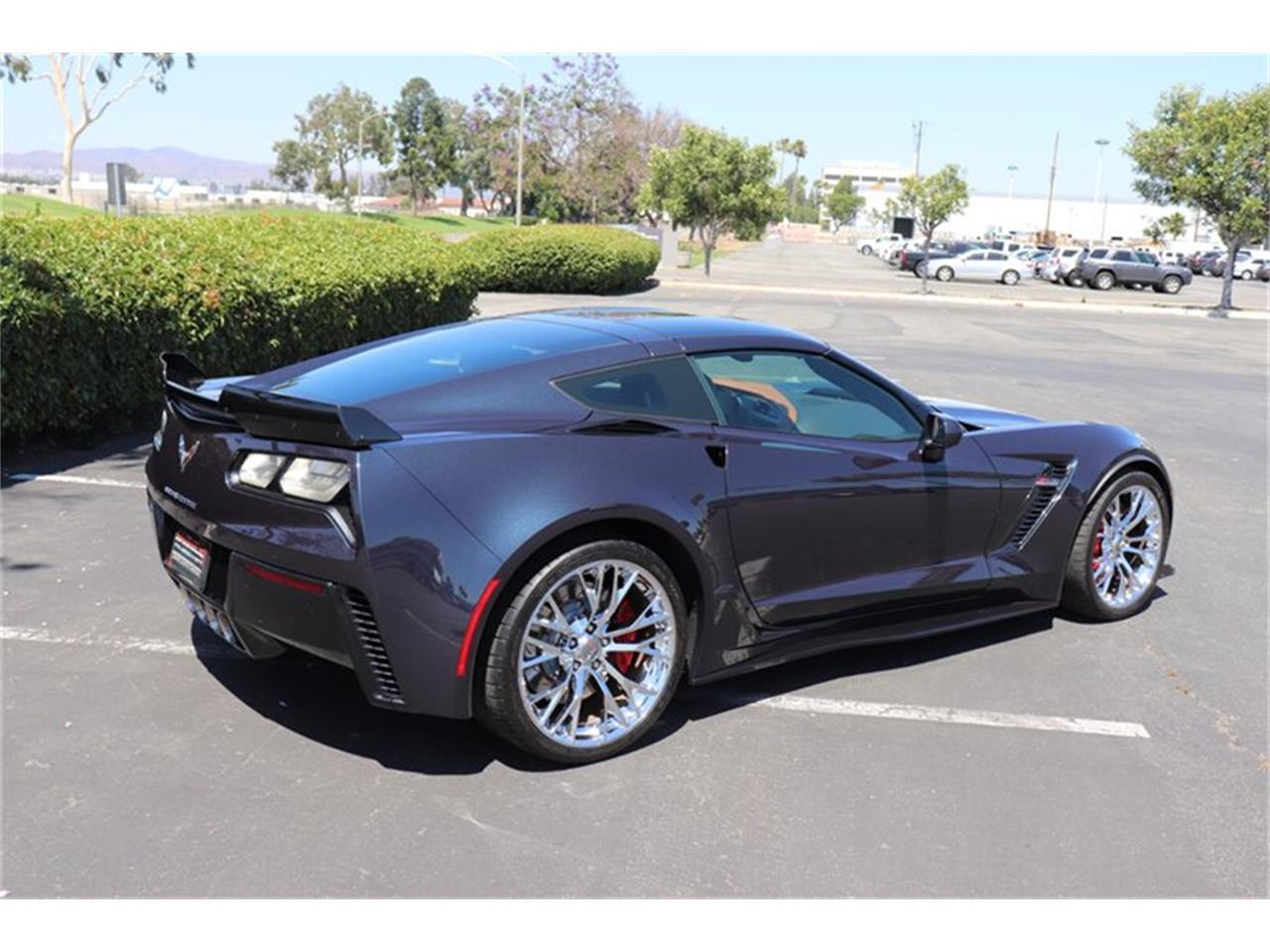 Large Picture of '15 Chevrolet Corvette Z06 located in California - QFLK