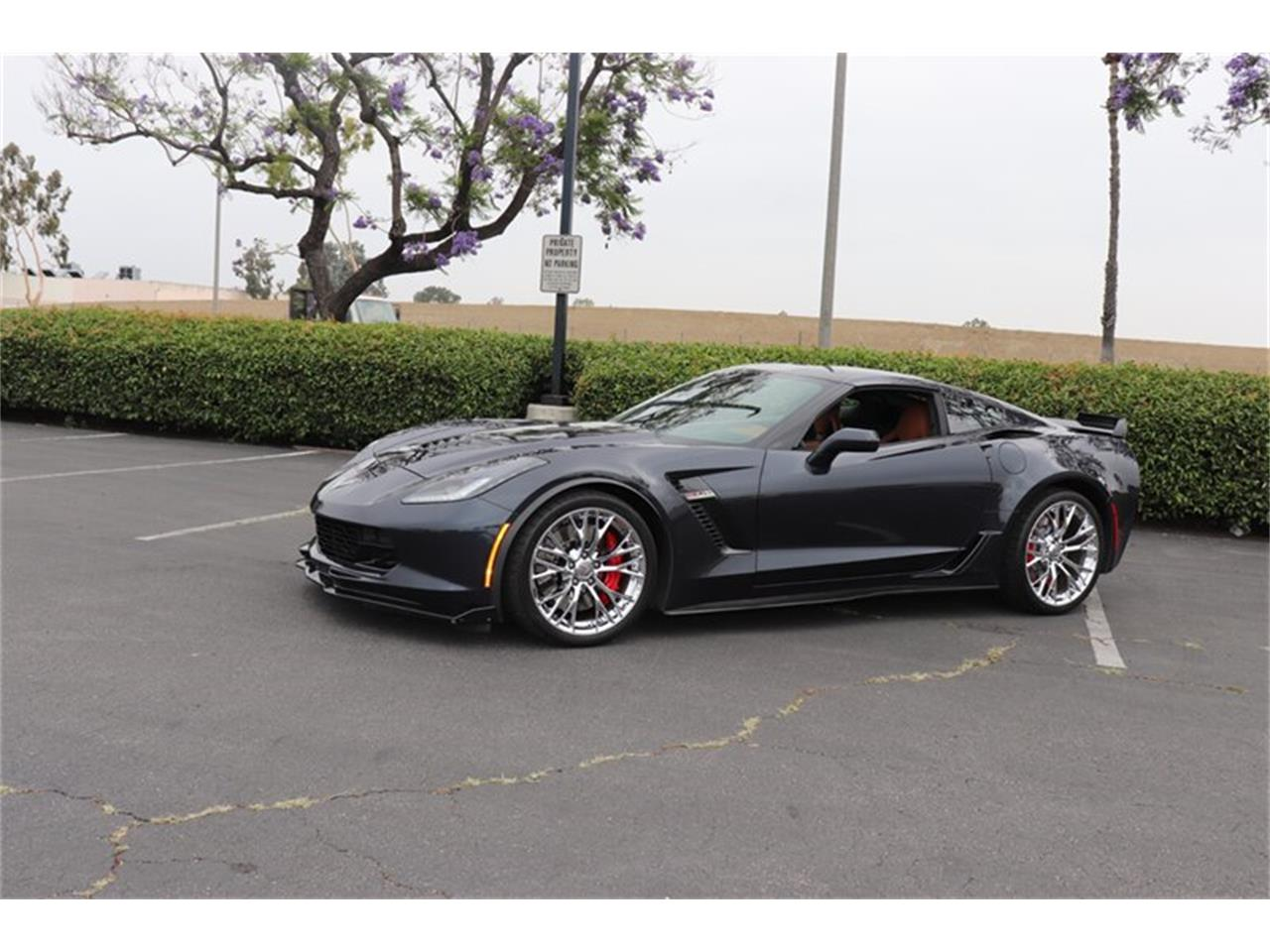 Large Picture of '15 Chevrolet Corvette Z06 located in Anaheim California Offered by West Coast Corvettes - QFLK