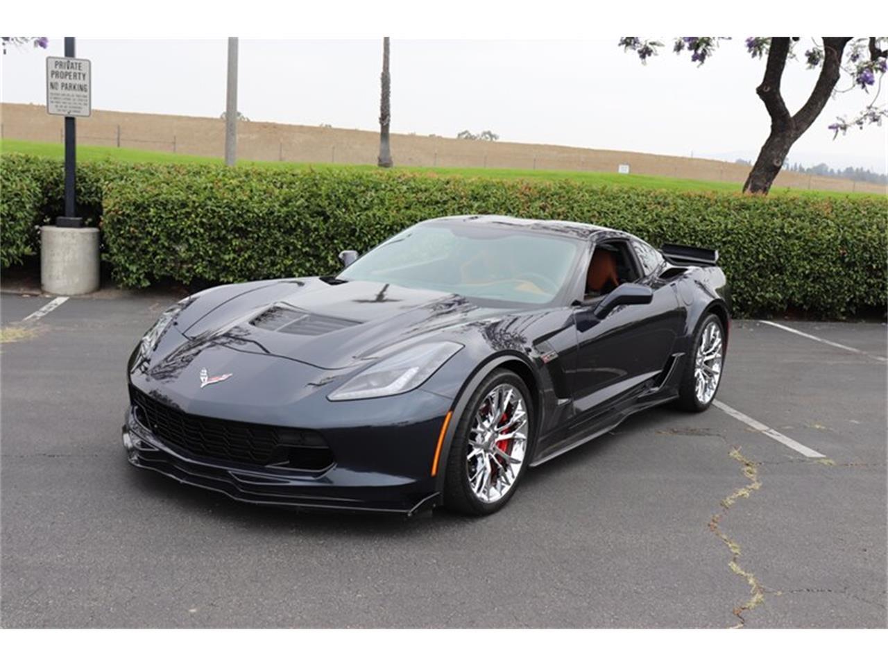 Large Picture of 2015 Corvette Z06 located in California - $59,995.00 - QFLK