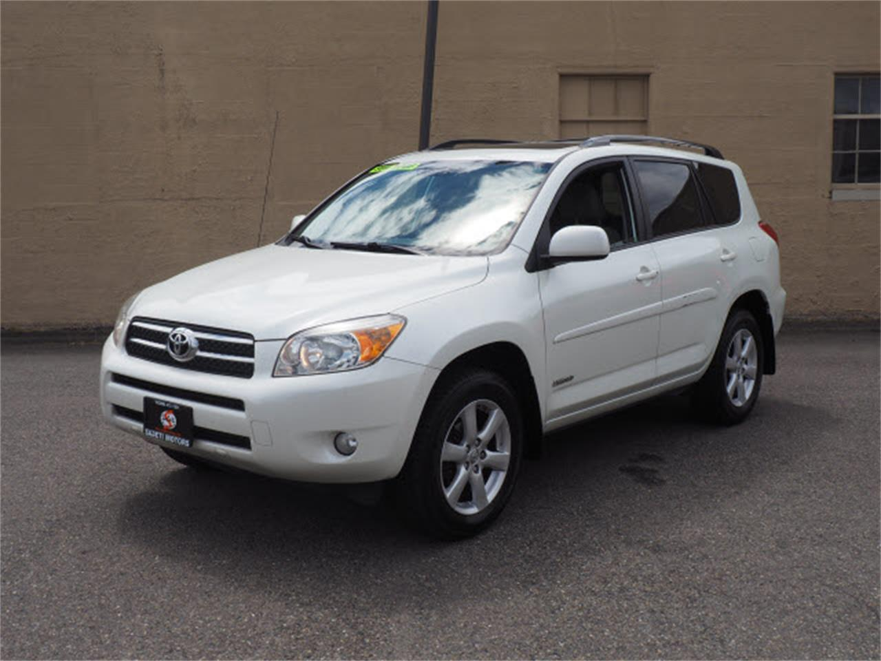 2008 Toyota Rav4 For Sale >> For Sale 2008 Toyota Rav4 In Tacoma Washington