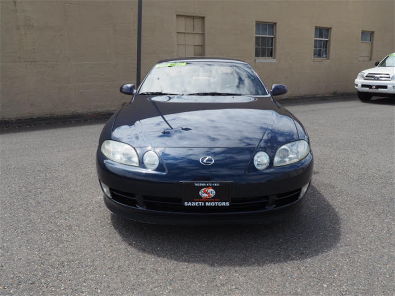 Large Picture of '92 SC400 - QFLS