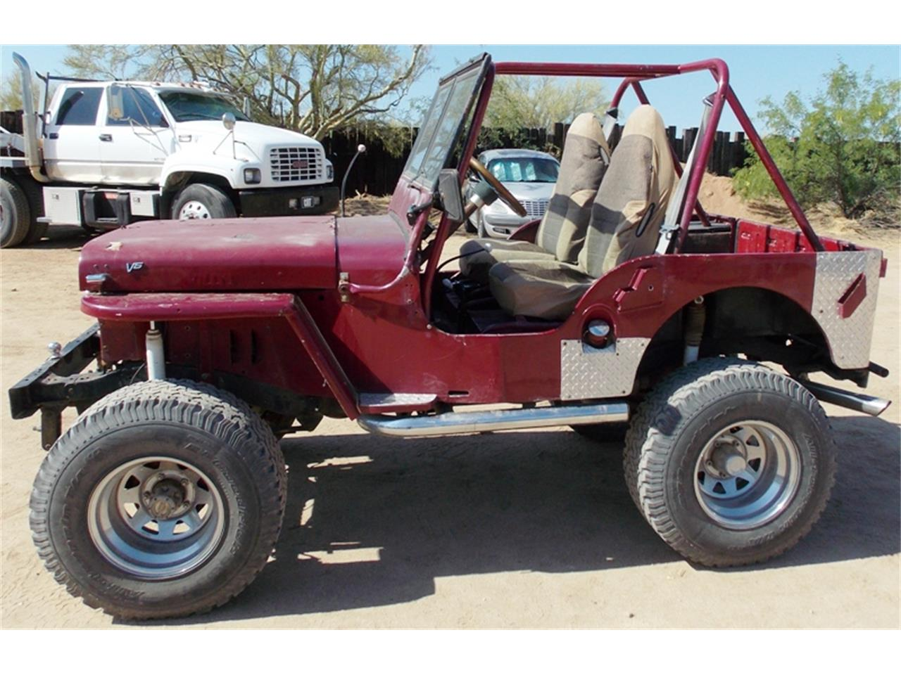 Large Picture of '46 CJ2 - QFMC