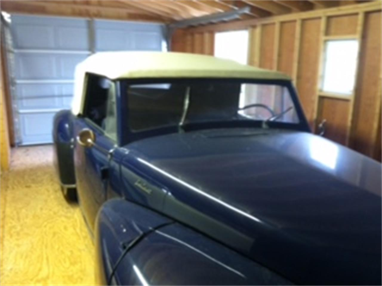 Large Picture of '47 Cabriolet - QFMD