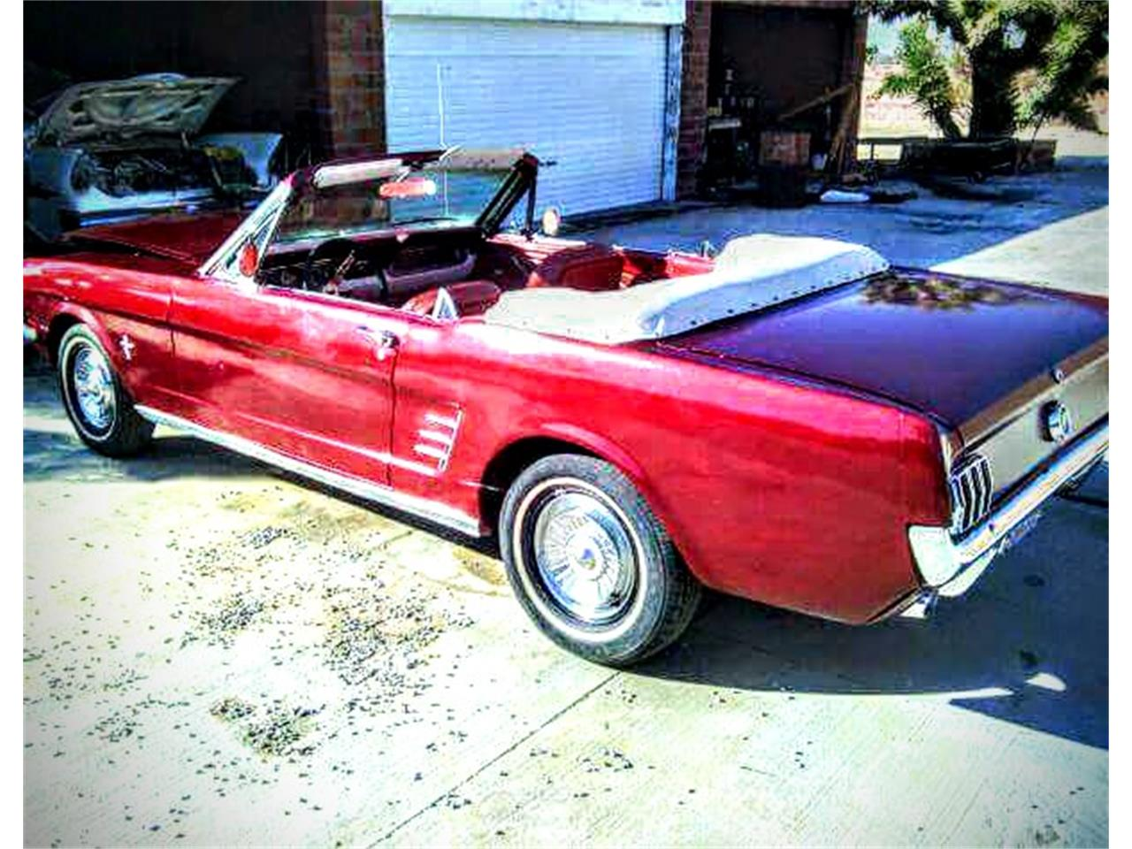 Large Picture of Classic '65 Ford Mustang located in California - $9,500.00 - QFMP