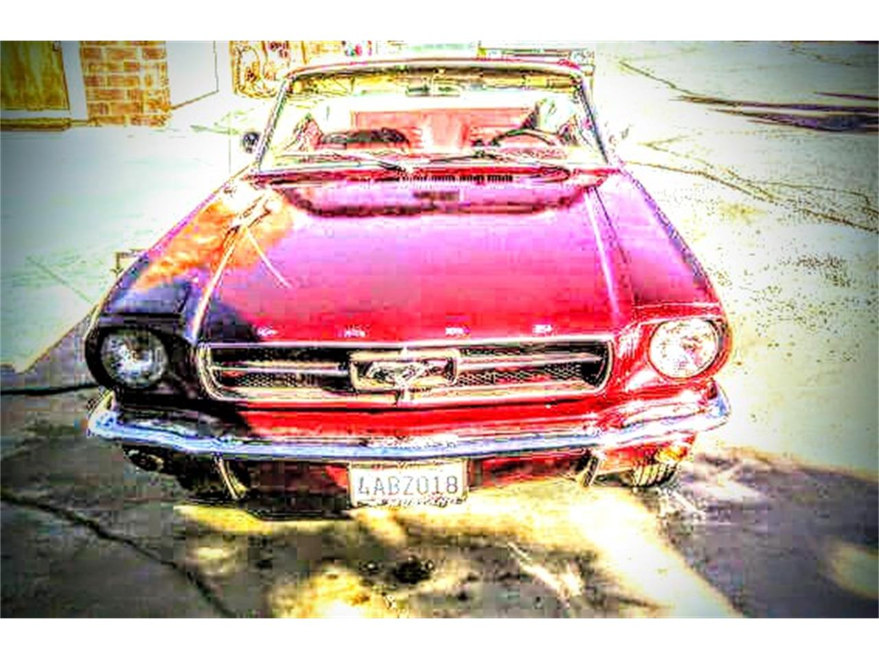 Large Picture of Classic 1965 Ford Mustang located in California - QFMP