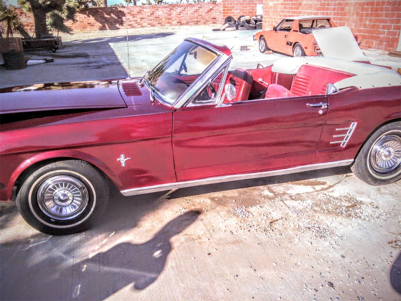 Large Picture of Classic 1965 Ford Mustang Offered by a Private Seller - QFMP