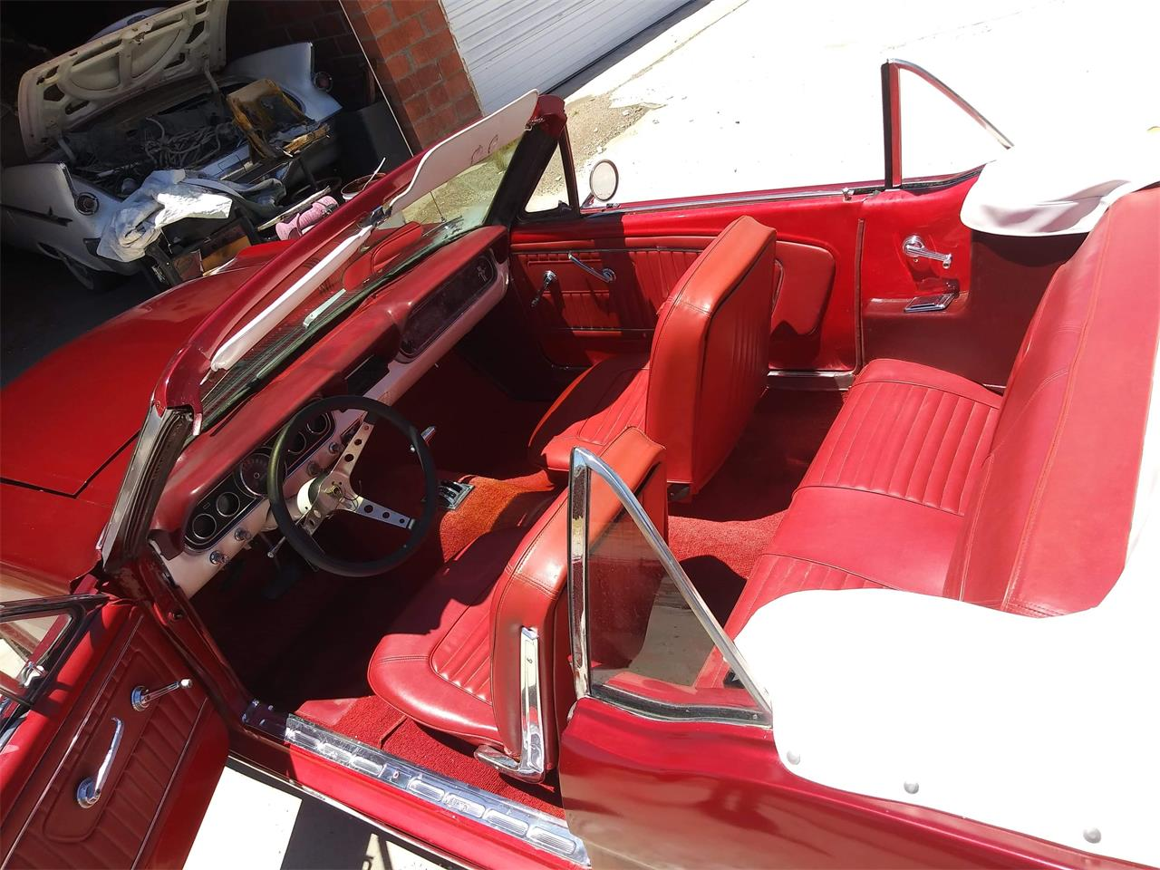 Large Picture of '65 Mustang located in California - $9,500.00 - QFMP