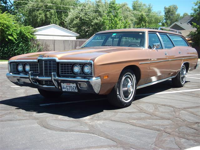 Picture of '72 Country Sedan - QFMX
