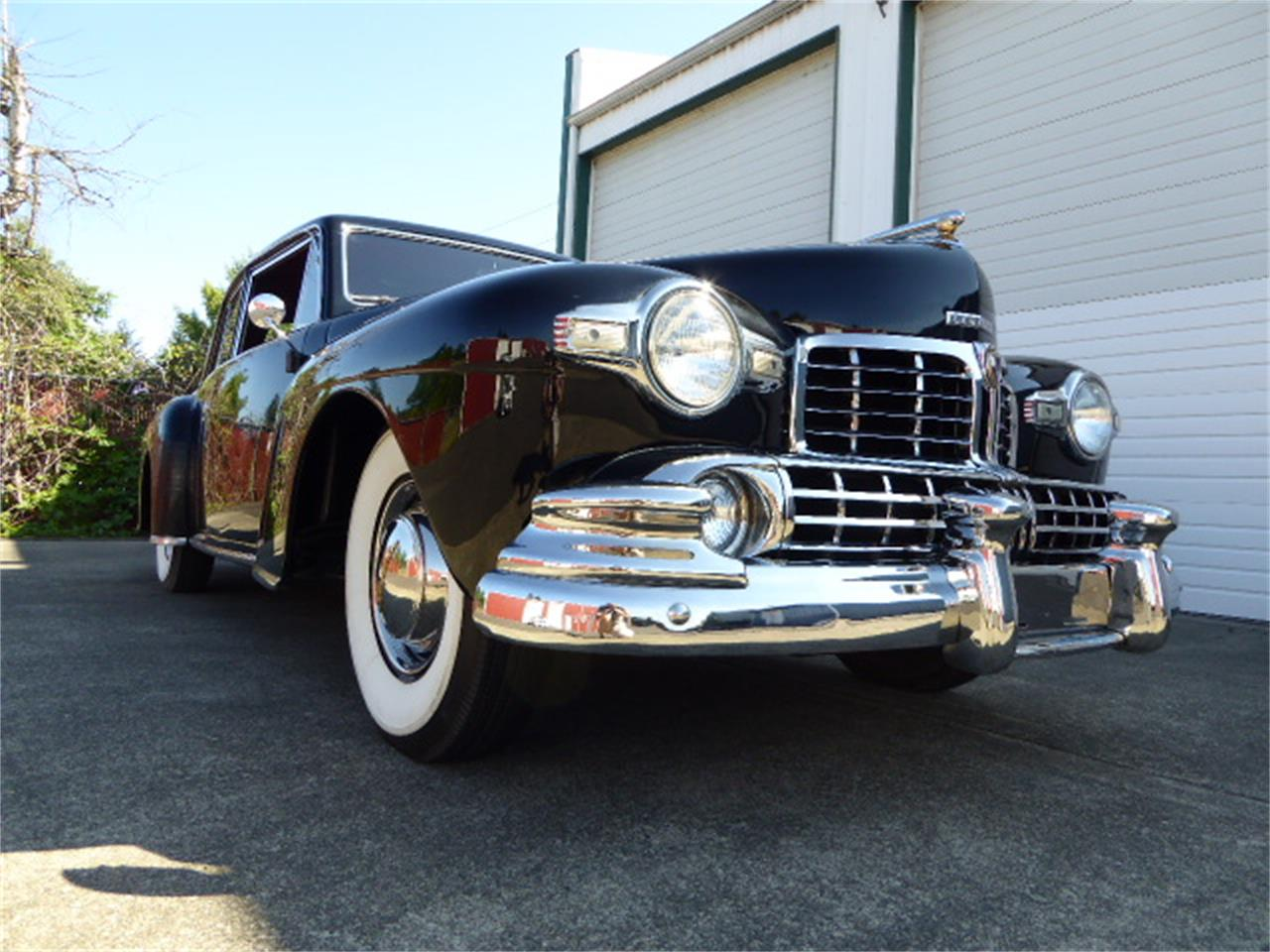 Large Picture of '48 Continental - QFN8