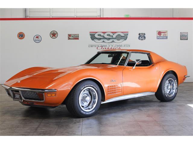 Picture of '72 Corvette - QFNF