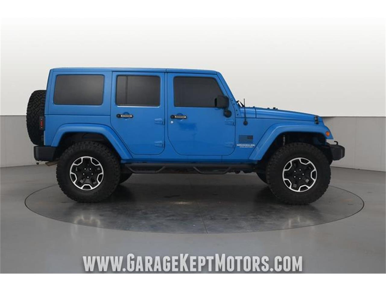 Large Picture of '11 Wrangler - QFNJ