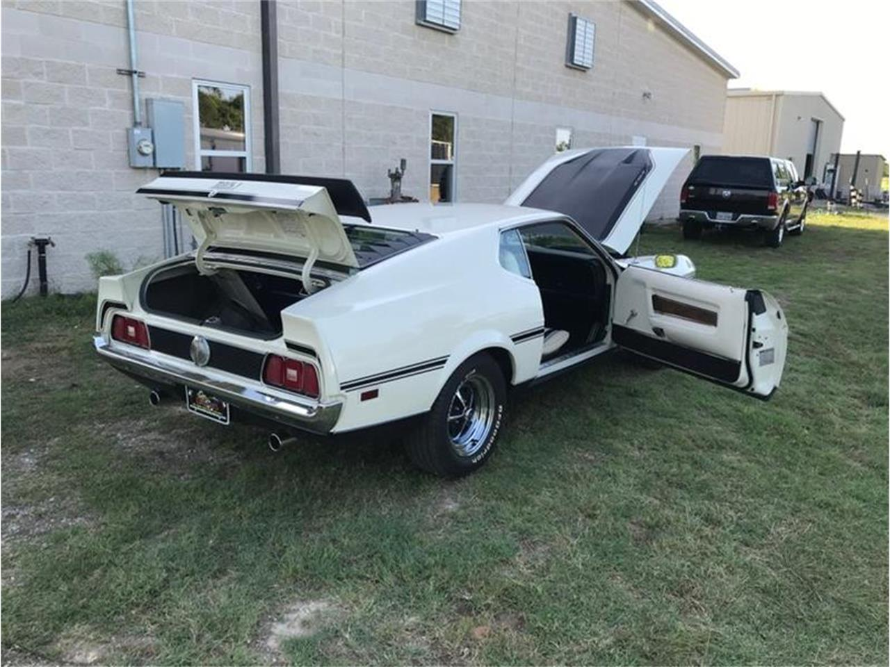 Large Picture of '71 Mustang - QFNQ