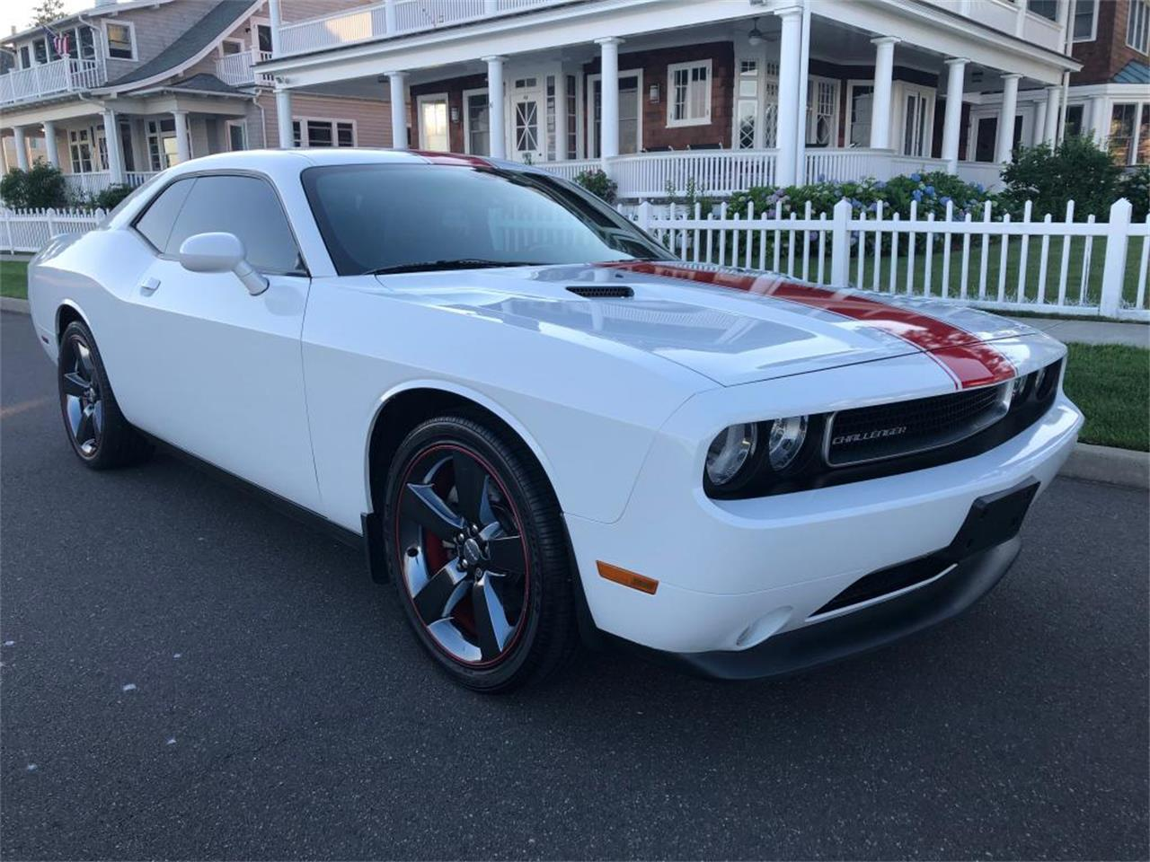 Large Picture of '12 Challenger located in Milford City Connecticut Offered by Napoli Classics - QFO0