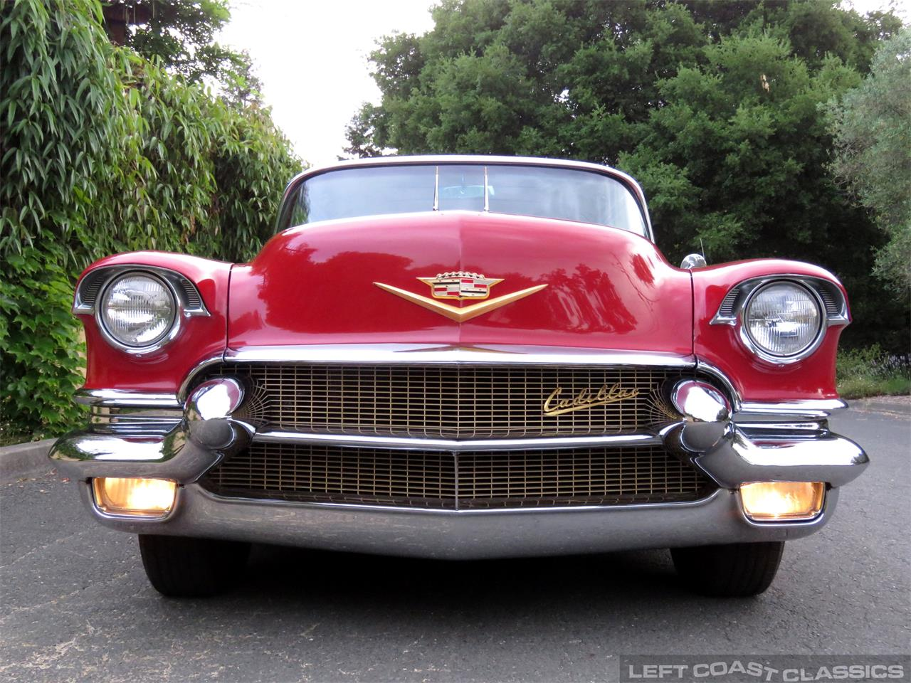 Large Picture of 1956 Eldorado Seville located in Sonoma California Offered by Left Coast Classics - QD3M