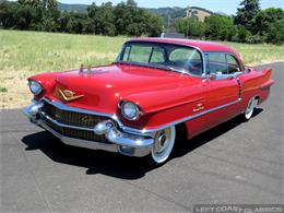 Picture of 1956 Cadillac Eldorado Seville Offered by Left Coast Classics - QD3M