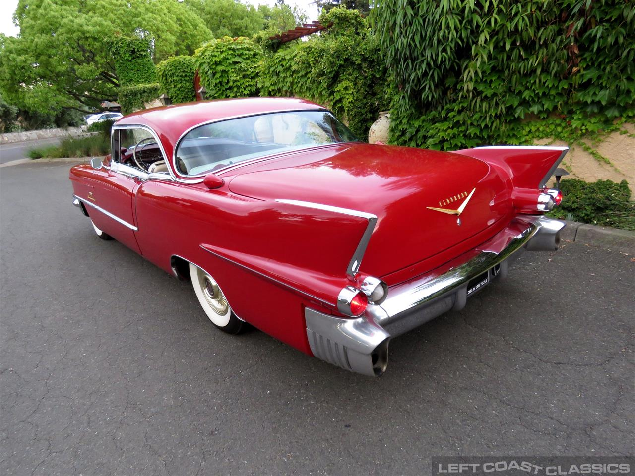 Large Picture of '56 Eldorado Seville Offered by Left Coast Classics - QD3M