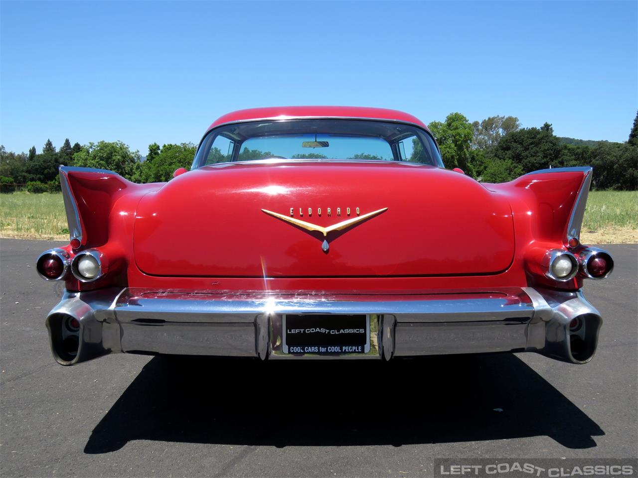 Large Picture of Classic 1956 Eldorado Seville - $39,500.00 Offered by Left Coast Classics - QD3M