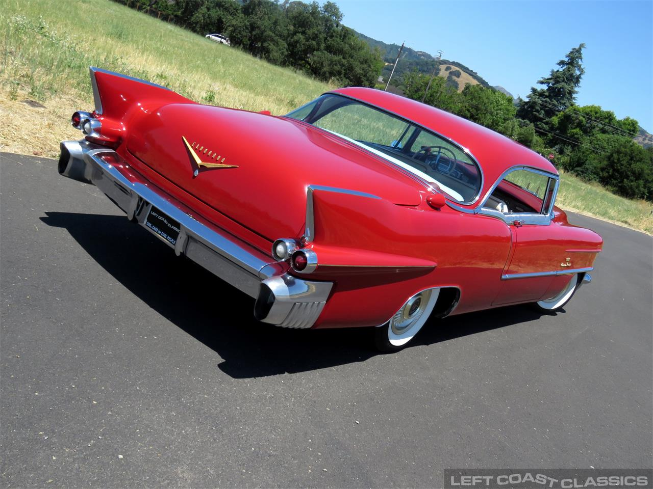 Large Picture of '56 Eldorado Seville located in Sonoma California - $39,500.00 Offered by Left Coast Classics - QD3M