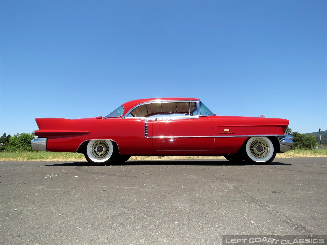 Large Picture of '56 Cadillac Eldorado Seville - $39,500.00 - QD3M