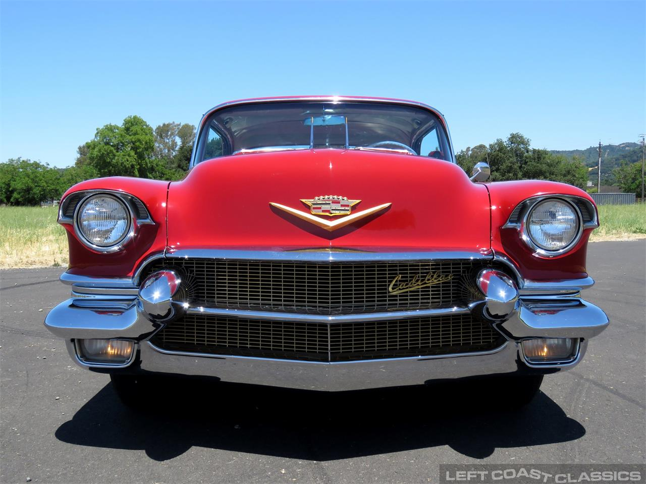 Large Picture of Classic '56 Eldorado Seville located in Sonoma California Offered by Left Coast Classics - QD3M