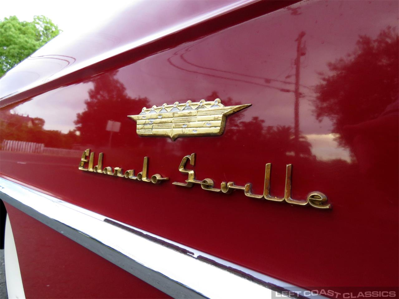 Large Picture of Classic '56 Eldorado Seville - $39,500.00 Offered by Left Coast Classics - QD3M