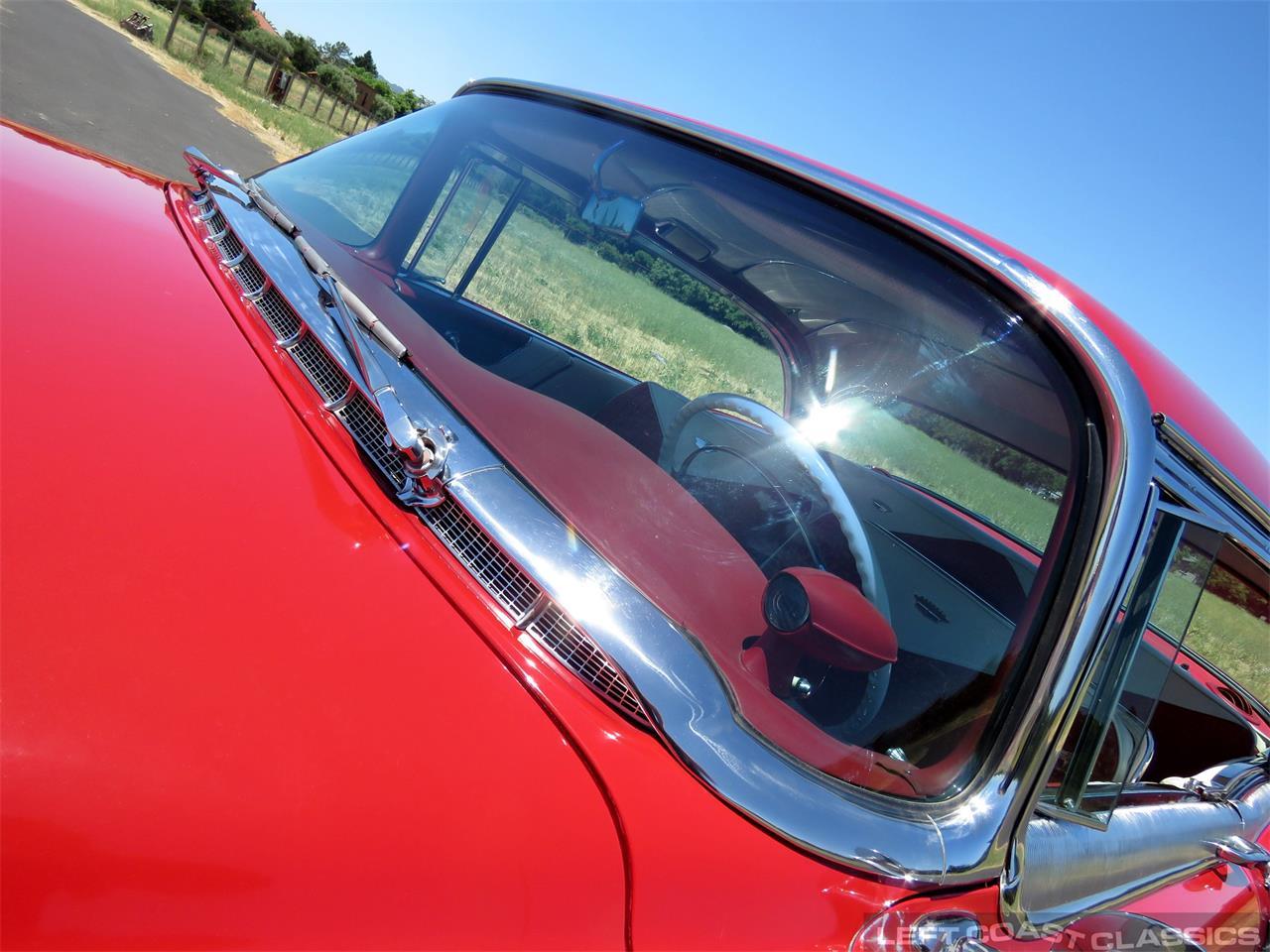 Large Picture of '56 Cadillac Eldorado Seville located in Sonoma California - QD3M