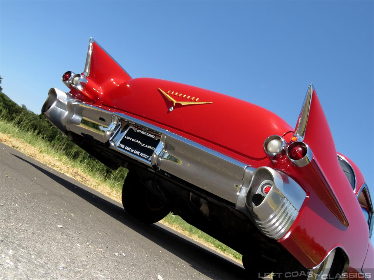 Large Picture of Classic '56 Eldorado Seville Offered by Left Coast Classics - QD3M