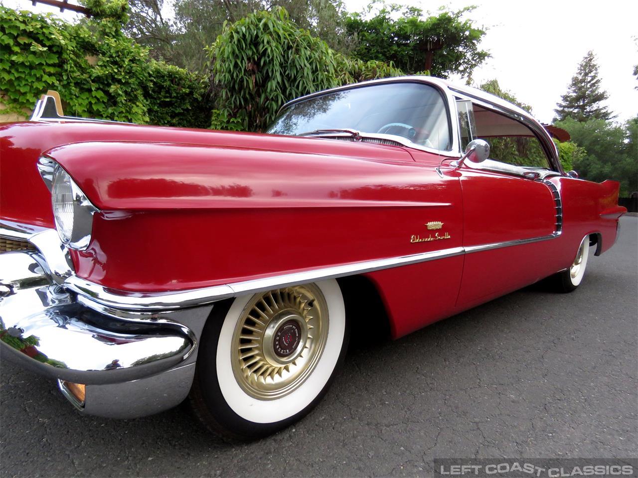 Large Picture of Classic '56 Cadillac Eldorado Seville - $39,500.00 - QD3M