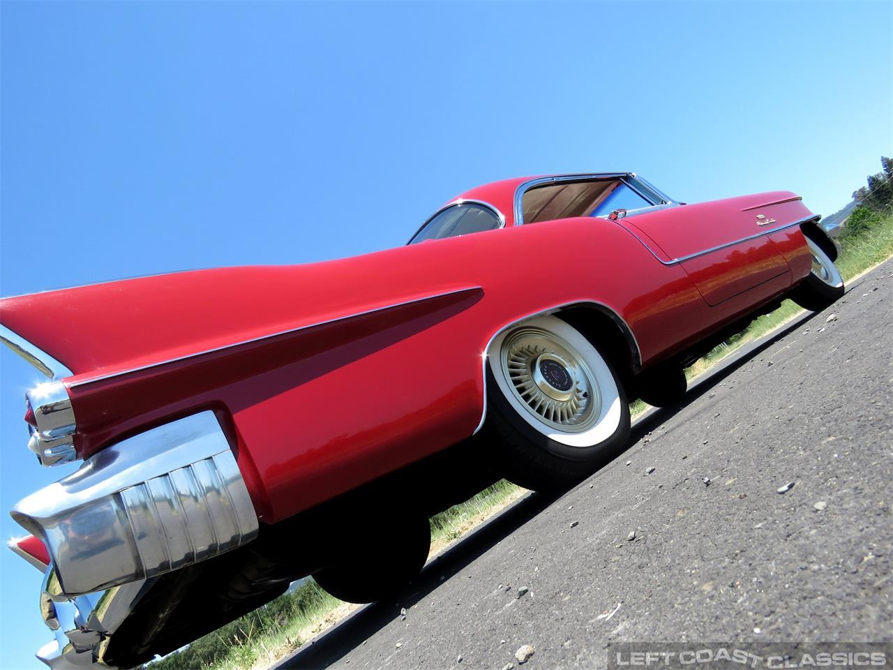 Large Picture of Classic 1956 Eldorado Seville located in Sonoma California - QD3M