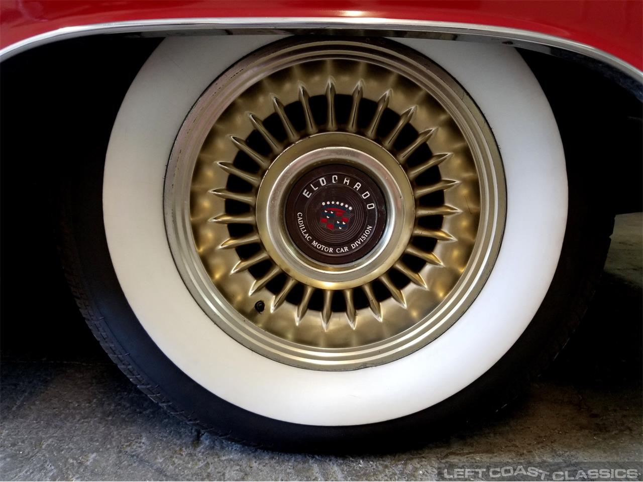 Large Picture of Classic 1956 Cadillac Eldorado Seville located in California Offered by Left Coast Classics - QD3M