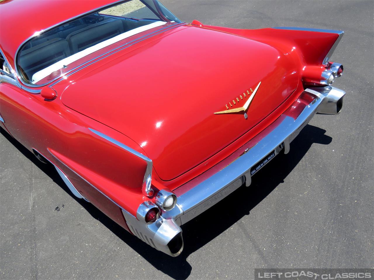 Large Picture of 1956 Cadillac Eldorado Seville located in California - $39,500.00 - QD3M