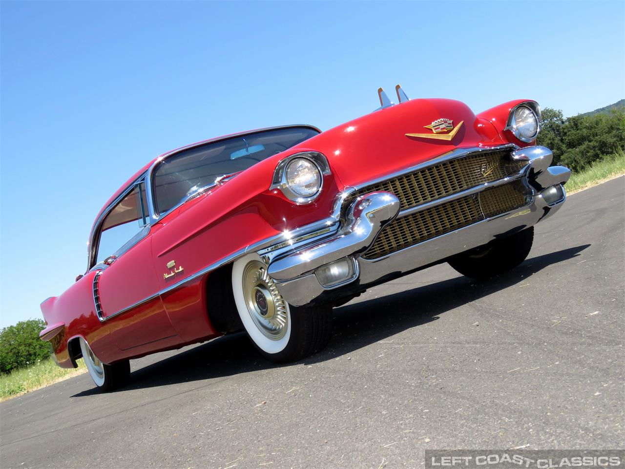 Large Picture of '56 Eldorado Seville located in California Offered by Left Coast Classics - QD3M